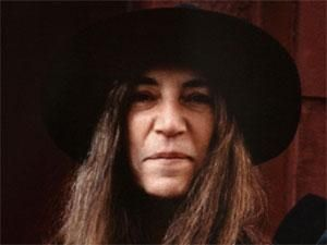 Patti Smith returns to Rome