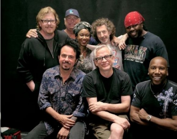 Toto perform in Rome