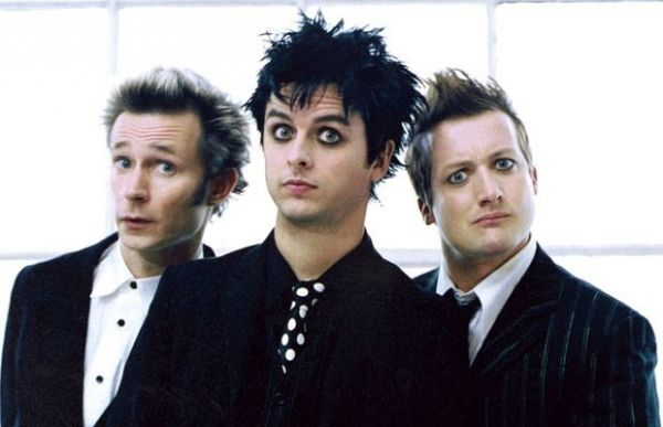 Green Day concert in Rome