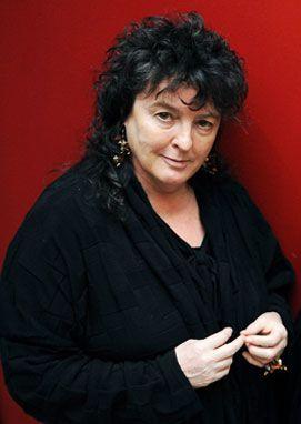 Poet Laureate Carol Ann Duffy at Keats-Shelley House