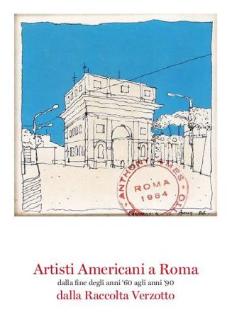American artists in Rome