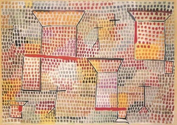 Paul Klee and Italy