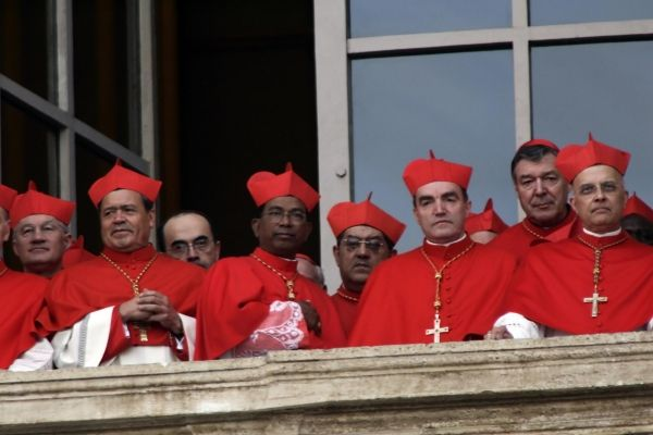 Looking ahead to the Conclave