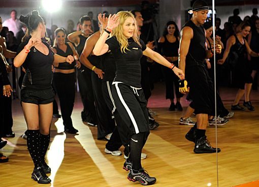 Madonna's Rome gym to open in May