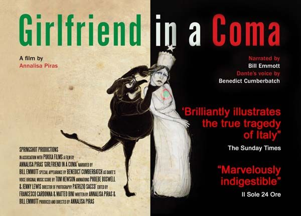 "MAXXI cancels ""Girlfriend in a Coma"" screening during elections"