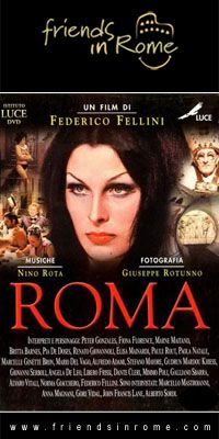 FiR presents Roma, a Federico Fellini's movie