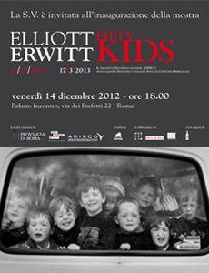 Fifty Kids by Elliott Erwitt