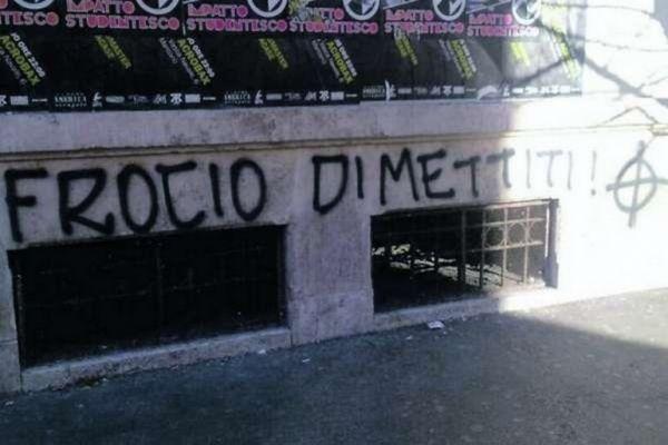 Is Rome a homophobic city?