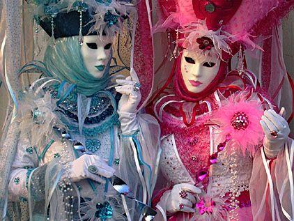 Celebrating Carnival in Rome