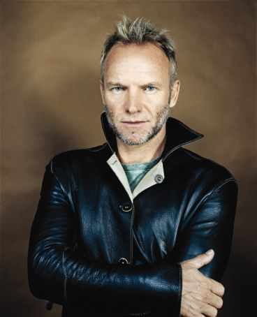 Sting concert in Rome
