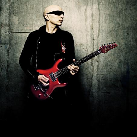 Joe Satriani Rome concert