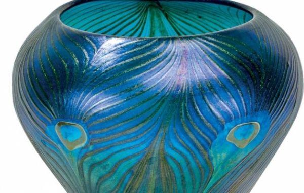 Tiffany & Galle e I Maestri dell'Art Nouveau