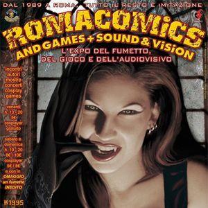 Rome comic fair