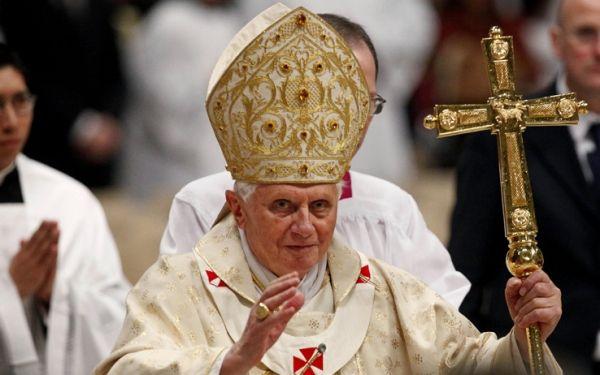 Text of Pope Benedict XVI resignation