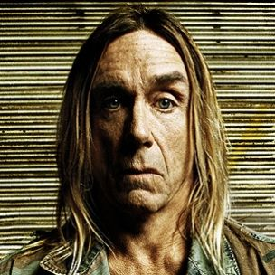 Iggy Pop in Rome
