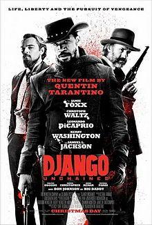 English language cinema in Rome: Django Unchained
