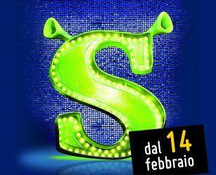 Shrek The Musical at Teatro Olimpico