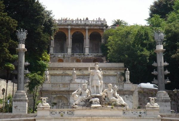 Restoration of Piazza del Popolo