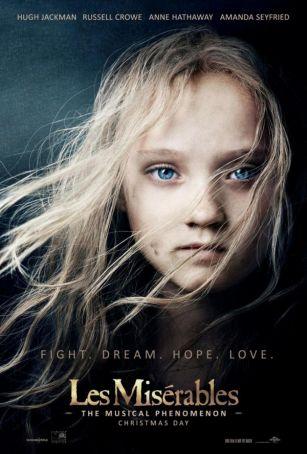 English language cinema in Rome: Les Misérables