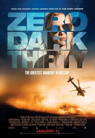 English language cinema in Rome: Zero Dark Thirty