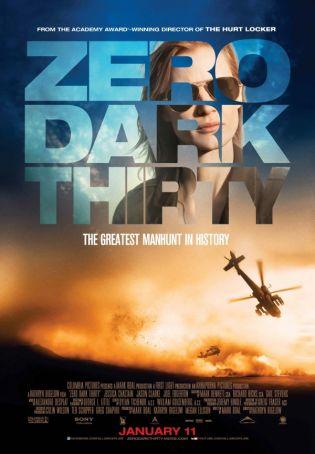 English language cinema in Rome: Zero Dark Thirty