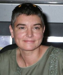 Sinéad O'Connor in Rome