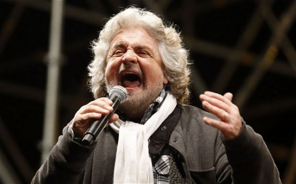 Beppe Grillo's comic opera or a tragedy of errors?