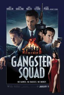 English language cinema in Rome: Gangster Squad