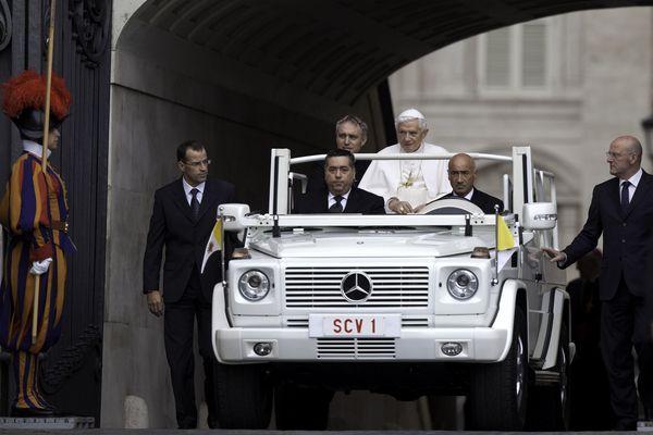 Final papal audience of Benedict XVI