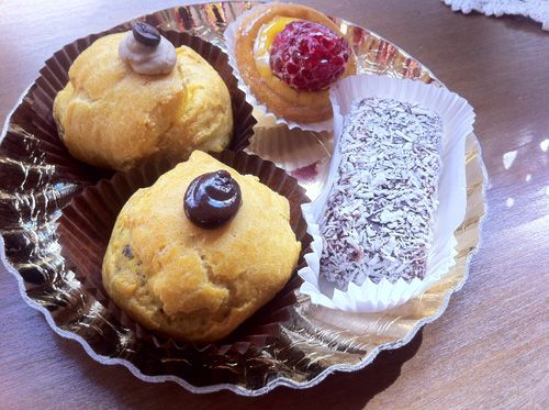 Delicious and Gluten Free Sweets in Rome by Katie Parla