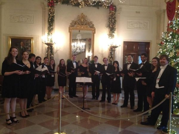 Georgetown University Chamber Singers