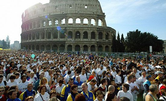 Rome marathon confirmed on 17 March