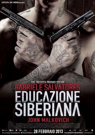 English language cinema in Rome: Siberian Education