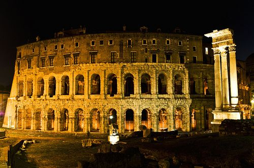 Easter concerts in Teatro Marcello