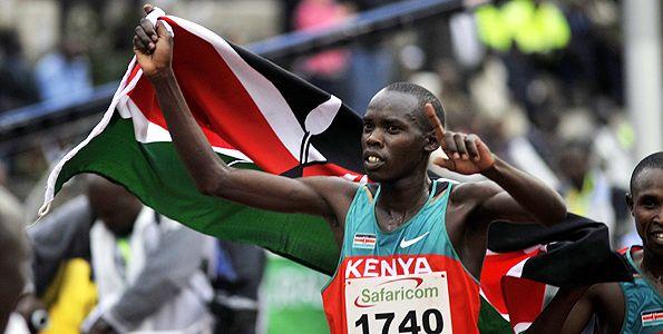 Kenya dominates Rome-Ostia marathon
