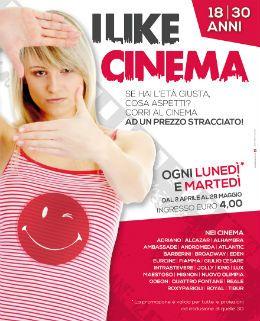 """""""I Like Cinema"""" in Rome"""