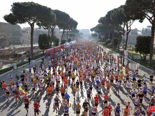 Full steam ahead for Rome marathon