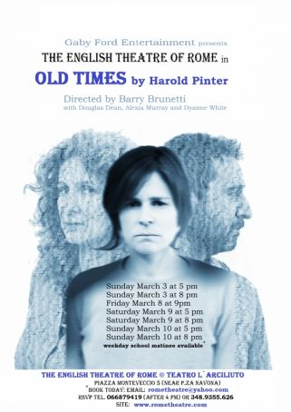 Old Times by Harold Pinter