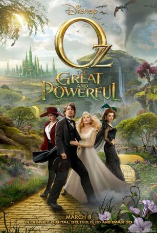 English language cinema in Rome: Oz