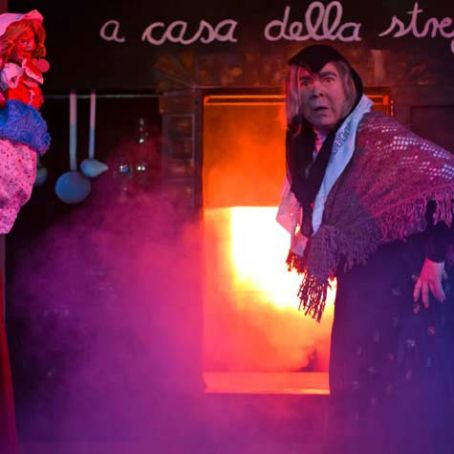 Haensel and Gretel at S. Carlino