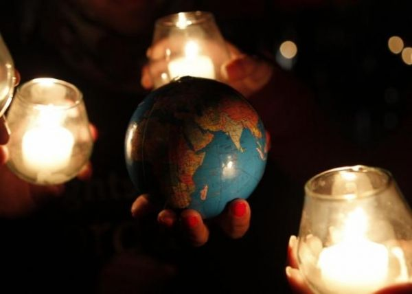 Earth Hour in Rome
