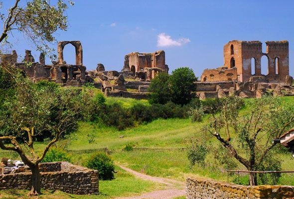 Visit to Villa dei Quintili