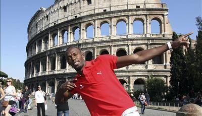 Usain Bolt to run in Rome this summer