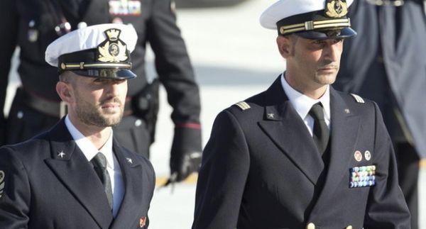 Rome supports Italian marò