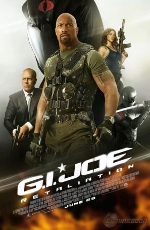 English language cinema in Rome: G.I. Joe: Retaliation