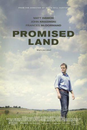 English language cinema in Rome: Promised Land