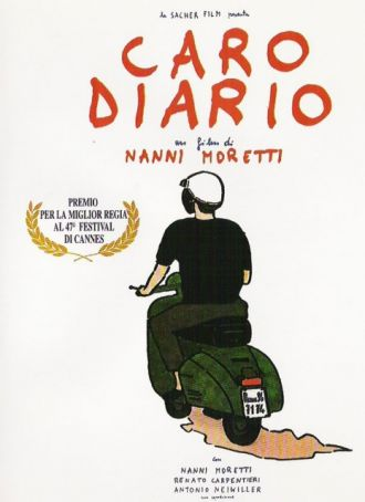 Cinema with Friends in Rome: Caro Diario