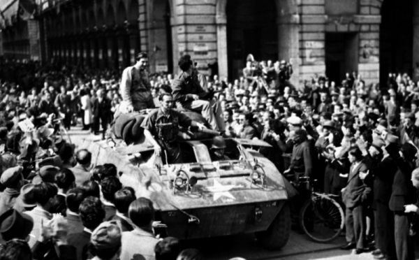 Liberation Day events in Rome