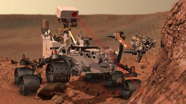 Hitting the Road on Mars