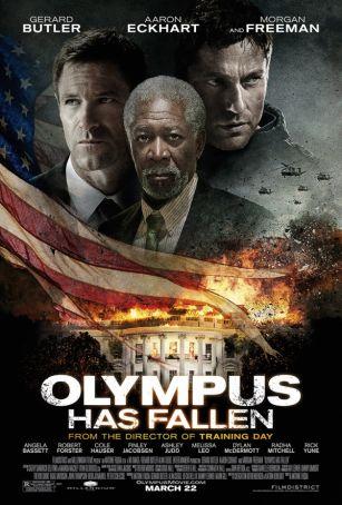 English language cinema in Rome: Olympus has Fallen